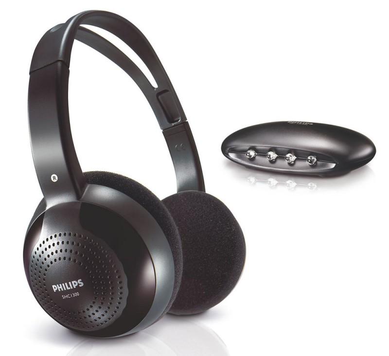 Полноразмерные,беспроводные ИК-наушники Pfilips SH. Наушники Sony PS3 Wire